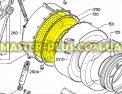 Барабан с крестовиной Electrolux  Zanussi 1260405012 для стиральной машиныФото №{num}