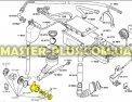 Корпус насоса Bosch Siemens толстый для стиральной машиныФото №{num}