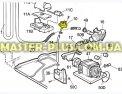 Прессостат (датчик уровня воды) Electrolux 1503260109 для стиральной машины Фото №1