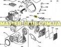 Модуль (плата управління) Electrolux 2193995160 для пилососа Фото №7