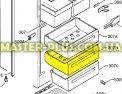 Ящик морозильной камеры (средний) Electrolux 2247137132 для холодильников Фото №4