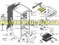 Модуль (плата) Bosch 267661 для холодильника Фото №5