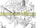 Лампочка Electrolux 4055182671 для микроволновой печи Фото №6
