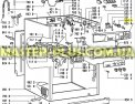 Термостат (датчик температуры) газовый Whirlpool 481228248234 для стиральной машины Фото №5