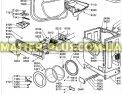 Ручка переключения программ  Whirlpool  481241318307 для стиральной машины Фото №1