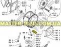 Активатор (ребро барабана) с утяжилителем  Whirlpool  481241848475 для стиральной машины Фото №5