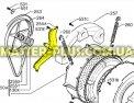 Крестовина барабана Zanussi 50239967008 для стиральных машин Фото №1