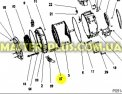 Активатор (ребро барабана) Zanussi 50294448001 для стиральной машины Фото №13