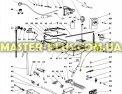 Термостат (датчик температуры) Indesit Ariston C00019650 ORIGINAL для стиральной машины Фото №6