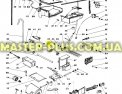 Уплотнительная резина термостата Indesit C00020181 для стиральной машины Фото №1
