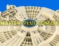 Задняя часть бака LG AJQ73993803 для стиральной машины Фото №3