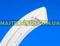 Ручка дверки (люка) в сборе с крючком Electrolux 3315000004   для стиральной машины Фото №4