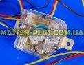 Таймер САТУРН одинарный, квадрат, 6 проводов для стиральной машины Фото №2