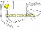 Клапан впускной Whirlpool 480111101161