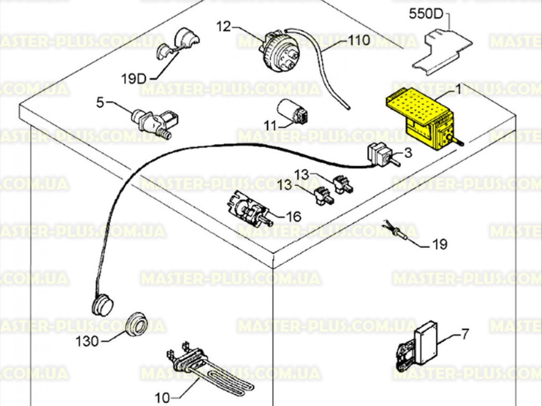 Схема подключения двигателя стиральной машины занусси