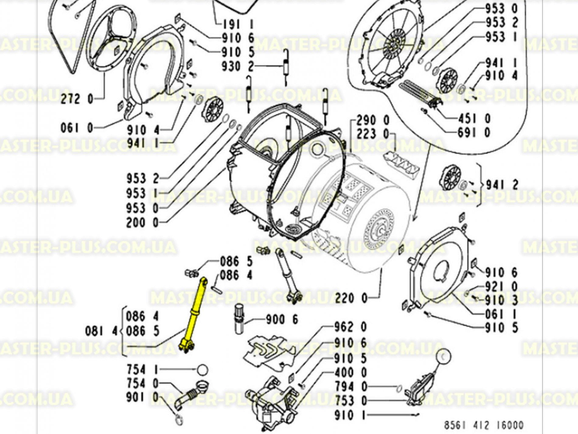 стиральная машина вирпул 8125 2 инструкция