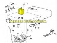 Программатор (таймер) Zanussi 1322095207 для стиральной машины