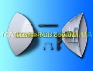 Ручка дверки (люка) Indesit EWO 2 Original для стиральной машины