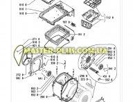 Ремень 1242 J5 Mael Whirlpool 481235818158 для стиральной машины