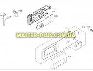 Ручка выбора программ Bosch 00613027  для стиральной машины