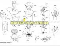 Модуль управления мотором Bosch 00641209  для соковыжималки