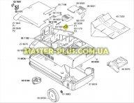 Сетевая кнопка для Пылесоса Bosch Siemens 031172 для пылесоса