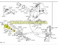 Мотор Bosch 067499 для посудомоечной машины