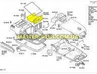 Мешок многоразовый для сбора пыли  Пылесоса Bosch Siemens 086180 для пылесоса