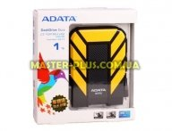 "Внешний жесткий диск 2.5"" 1TB ADATA (AHD710-1TU3-CYL) для компьютера"