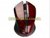 Мышка Greenwave Fiumicino USB, black-cherry (R0013754)