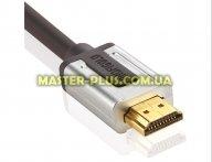 Кабель мультимедийный HDMI to HDMI 2.0m Bandridge (PROV1202) для компьютера