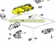 Модуль (плата) Zanussi 1084683018 для стиральной машины