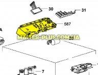 Модуль (плата) Electrolux 1084683182