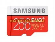 Карта памяти Samsung 256GB microSD class10 USH-I U3 (MB-MC256DA/APC)