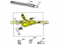 Щетка для пылесоса Electrolux 1131401547 для пылесоса