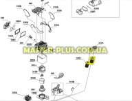 Фильтр пылесоса Electrolux 1180048017 для пылесоса