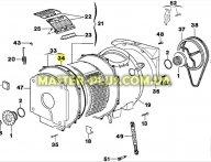 Уплотнительная резина бака Electrolux 1240159036 для стиральной машины
