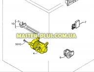Мотор Electrolux 1242123071