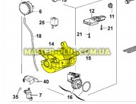 Мотор Zanussi 1247010026 для стиральной машины