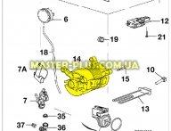 Мотор Electrolux 1249461094 для стиральной машины