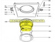 Резина (манжет) люка Electrolux 1320041153 для стиральной машины