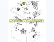 Пресостат (Датчик уровня воды) Electrolux 1320822313  для стиральной машины