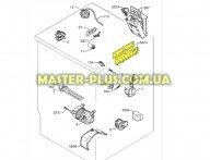 Модуль (плата индикации) Electrolux 1321915421 для стиральной машины