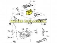 Модуль (плата управления) Electrolux 1322255702 для стиральной машины