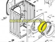 Стекло дверки (люка) Electrolux 1326566005 для стиральной машины