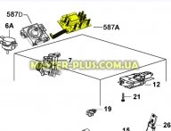 Модуль индикации Electrolux 140002753089
