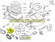 Мотор для Стиральной машины Bosch Siemens 141148 для стиральной машины