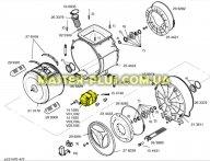 Мотор Bosch 141935 для стиральной машины