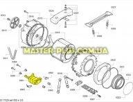Мотор  Bosch Siemens 144997 для стиральной машины