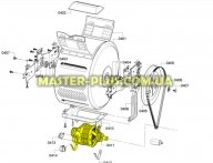 Мотор Bosch 145361 для стиральной машины